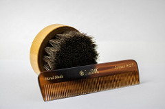 Tools of Men Brush Comb