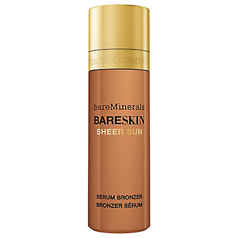 bareMinerals bareSkin Sheer Serum Bronzer