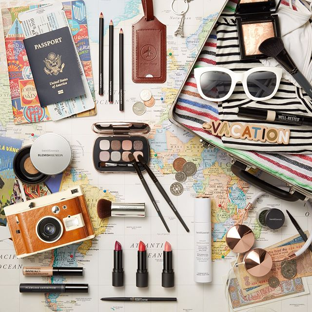 bareMinerals travels around the world with 24 hour foundation