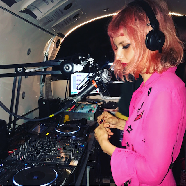 DJ Henri for bareMinerals