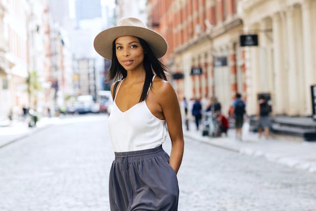 Janelle Lloyd for bareMinerals