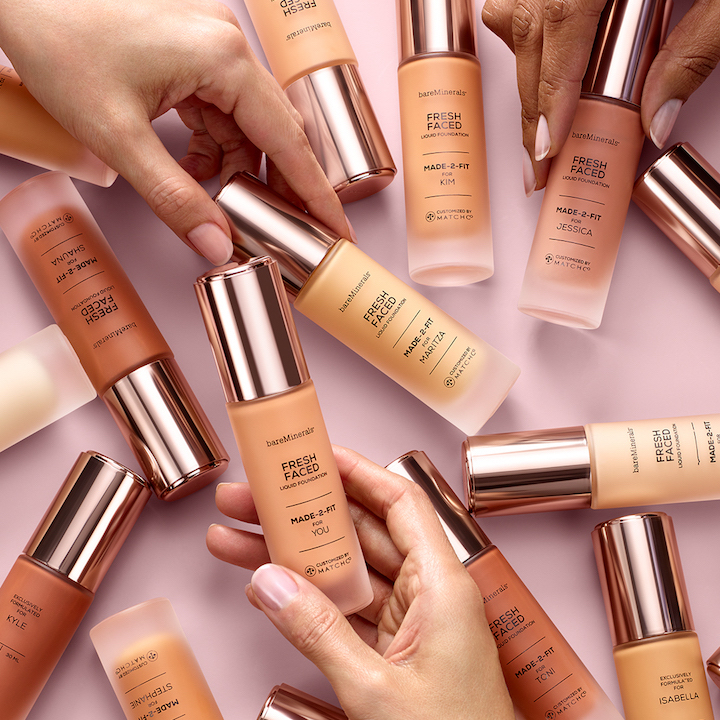 What is bareMinerals® MADE-2-FIT?