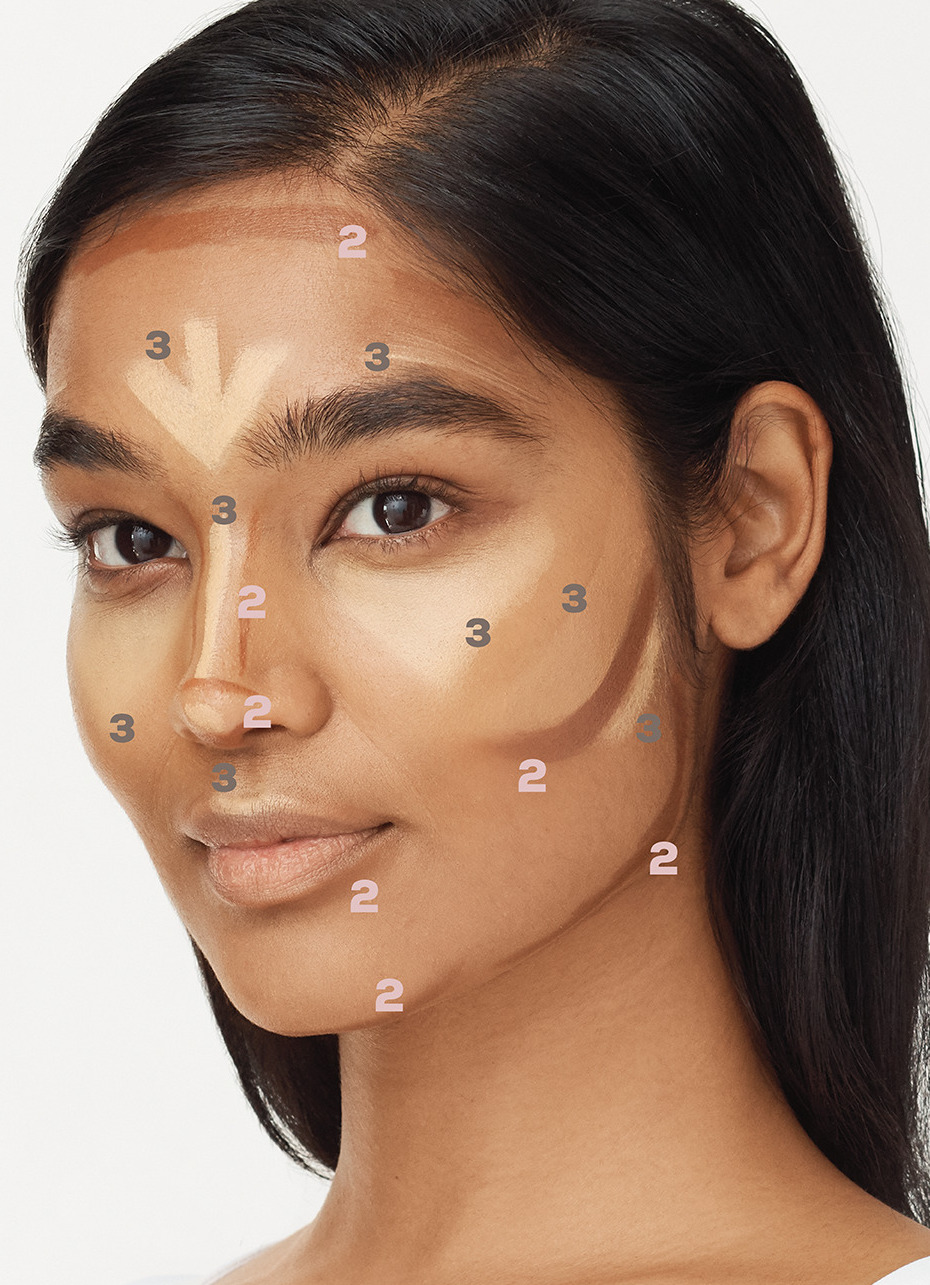 Contour application