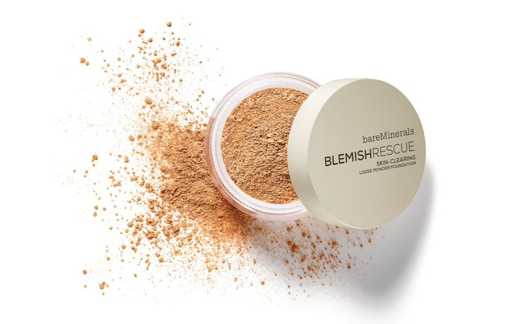 bareMinerals Blemish Rescue loose powder foundation