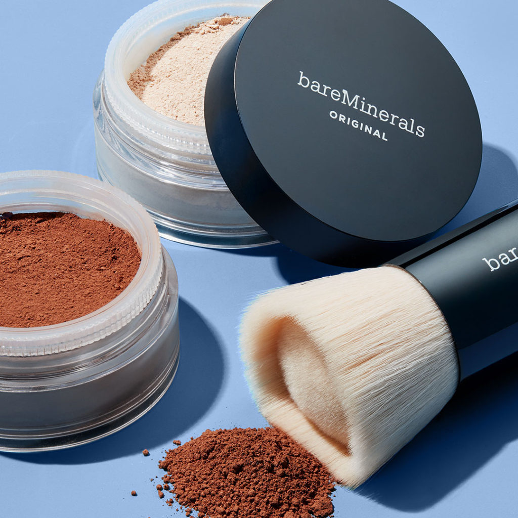 How to Apply Loose Powder Foundation  bareMinerals