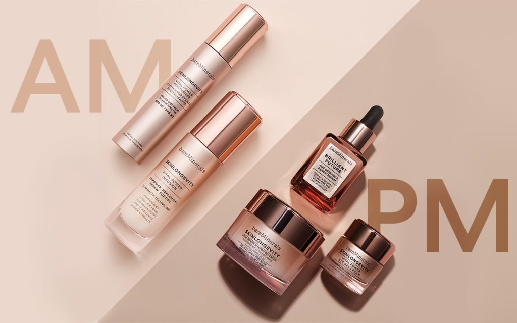 bareMinerals skincare collection