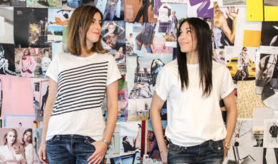 bkr founders Tal Winter and Kate Cutler