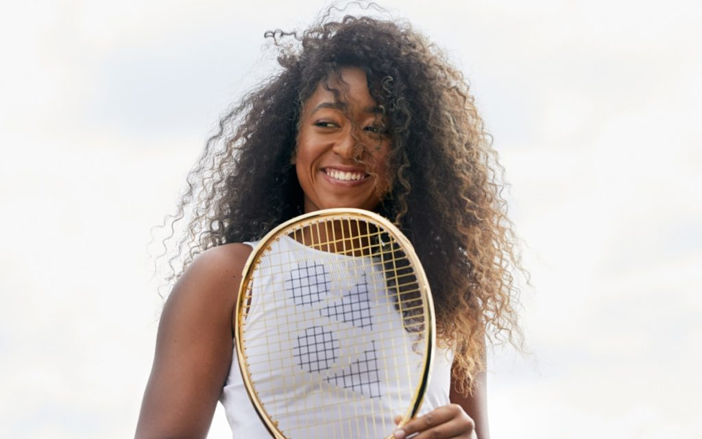 Naomi Osaka Talks Power Rituals and Positivity — On and Off the Tennis Court