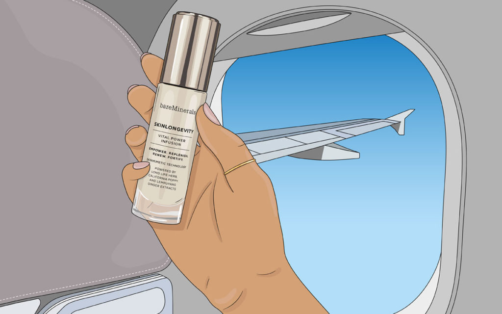 Which Beauty Products Should You Carry on? Your bareMinerals in-Flight Essentials
