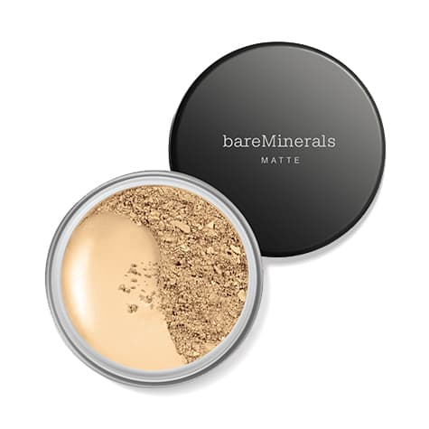 MATTE Loose Mineral Foundation SPF 15