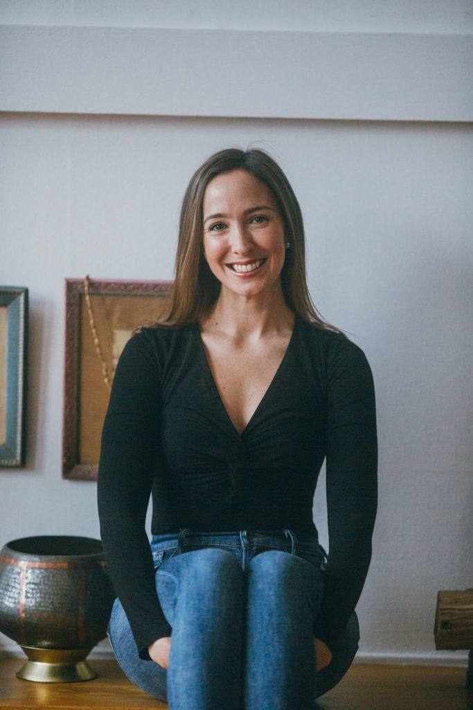 Katherine Prescott of VoiceBrew