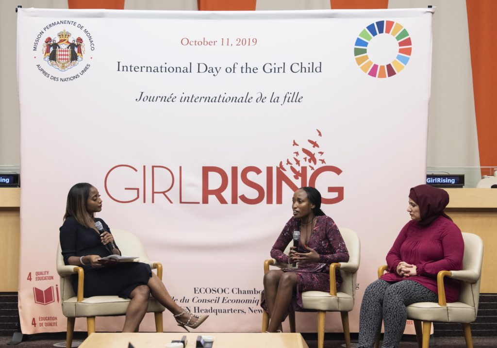 Sisterhood, Education & Activism: An Evening with Girl Rising