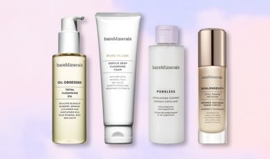 bareMinerals Makeup Removal Routine