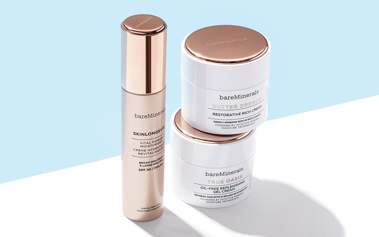 Skin Feeling Dry? Take Your Pick from the bareMinerals Moisturizer Collection