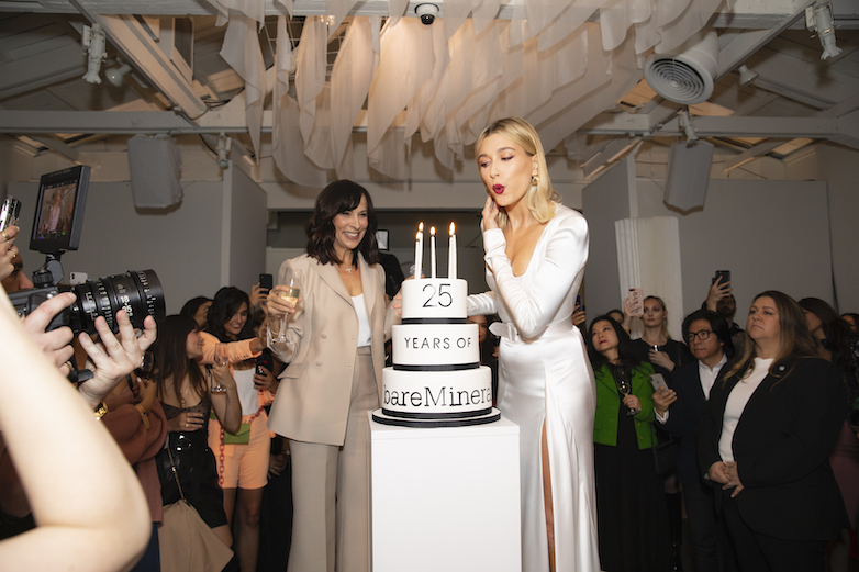 Hailey & Friends Celebrate 25 Years of Clean Beauty
