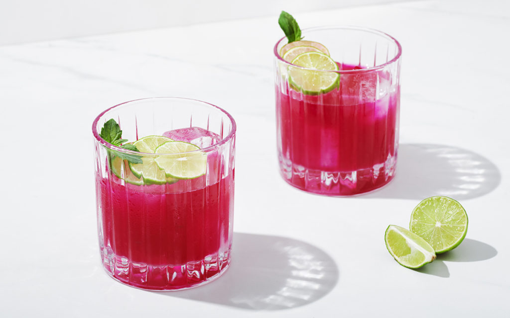 This Prickly Pear Cocktail Is as Refreshing as It Is Beautiful