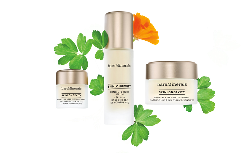 Meet Our New SKINLONGEVITY Long Life Herb Collection