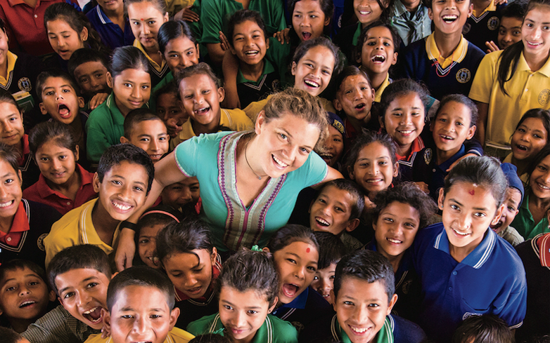 Maggie Doyne on Bringing Love and Education to 500 Kids in Nepal