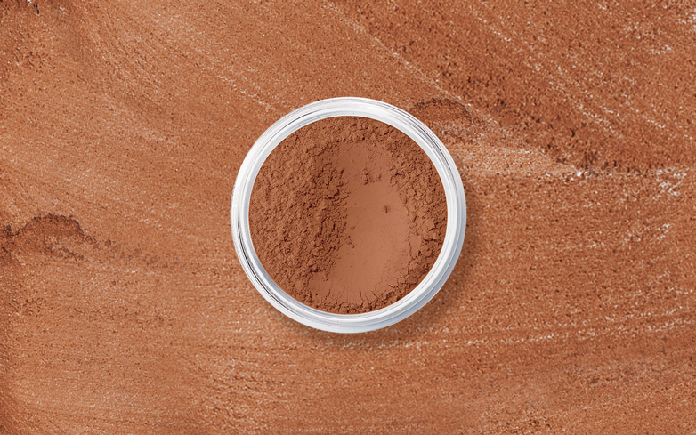 ALL-OVER Face Color Loose Powder Bronzer in shade Warmth