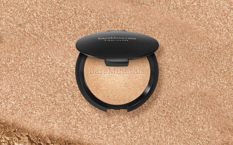 ENDLESS GLOW Pressed Highlighter in shade Free